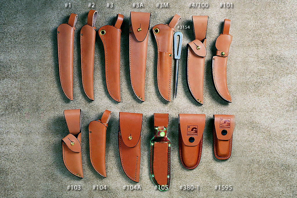 Accessories Leather Sheaths Amp More