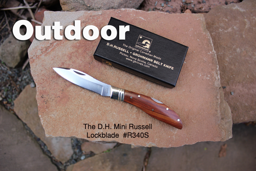Grohmann Outdoor Hunting Knives